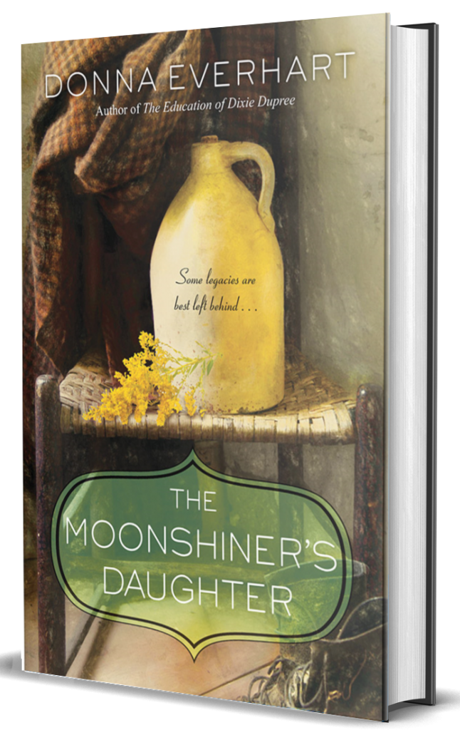 Pre-Order MOONSHINERS DAUGHTER Today